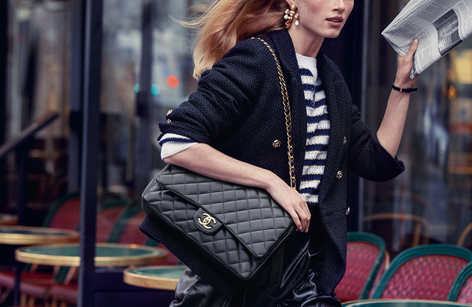 THE CHANEL ICONIC – THE SAVOIR-FAIRE