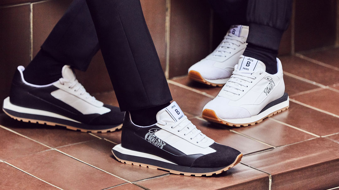 Berluti introduces the Graphic sneaker