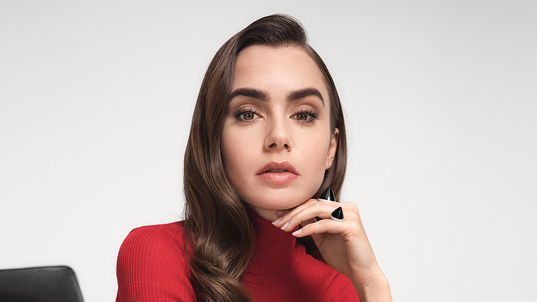 NEW CARTIER AMBASSADOR LILY COLLINS IS THE FACE OF THE CLASH [UN]LIMITED JEWELLERY COLLECTION AND THE DOUBLE C DE CARTIER BAG