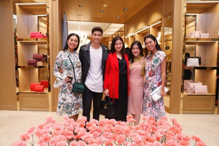 Tory Burch Marks The First Anniversary of Its Pacific Place Boutique